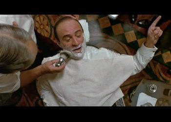 """OldMountain"" BARBERSHOP - 6. full komplet ""al capone""  ( włosy+broda+repigmentacja)"
