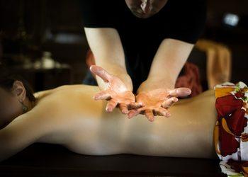 Mobilny Gabinet Terapii Manualnej Helena Osowiec-Bujna - masaż abhyanga olejem ajurvedyjskim