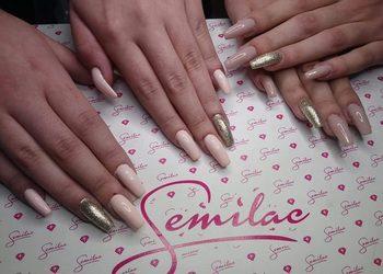 New Look Anna Omańska  - paznokcie żel