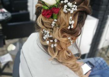 New Look Anna Omańska  - fryzura próbna