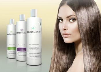 """Hair Styling Team Galeria Odkryta - keratynowe wygładzenie włosów """" amazon keratin"""""""