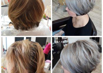 Martess Hair&Beauty - koloryzacja z refleksami+strzyż+model
