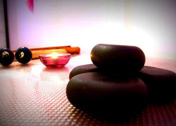Studio Pemodelan - Gabinet Zdrowego Ciała - masaż ciała gorącymi kamieniami