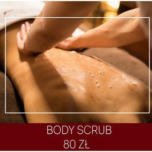 Olimpia Day SPA - BODY SCRUB - Intensywnie wygładzający peeling całego ciała