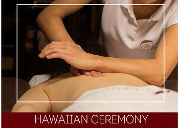 Olimpia Day SPA - hawaiian body ceremony- wyjątkowa uczta dla zmysłów