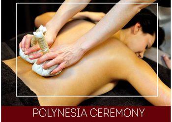 Olimpia Day SPA - polynesia ceremony - zmysłowa podróż po polinezji