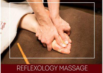 Olimpia Day SPA - refleksology massage - masaż stóp z elementami refleksologii