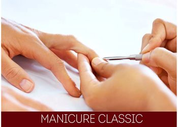 Olimpia Day SPA -  manicure classic- manicure klasyczny