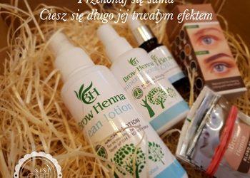 SiSi CARE - nowość!!! natural brow henna
