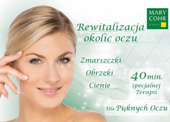 KOBIETY I KOLORY - zabieg eye repair mary cohr