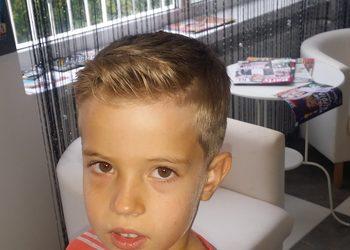 Andrzej Szot Fryzjer - strzyżenie dziecka do 12 lat