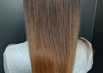 Cichy Design Salon Fryzjerski - sombre hair