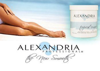 SALAMANDRA Beauty Clinic Bielsk Podlaski - dep. łydki i kolana pasta cukrowa aleksandria professional