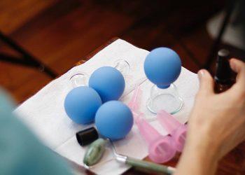 KOLaGEN Clinic - relaksacyjny masaż próżniowy twarzy bańką chińską