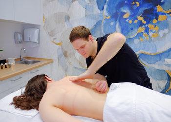 Instytut Urody Beauforia - masaż sportowy