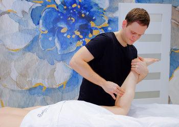 Instytut Urody Beauforia - masaż z elementami fizjoterapii