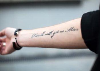 Studio Tatuażu Artystycznego TIME4TATTOO - tatuaż - 1,5h
