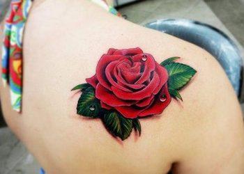 Studio Tatuażu Artystycznego TIME4TATTOO - tatuaż - 5h