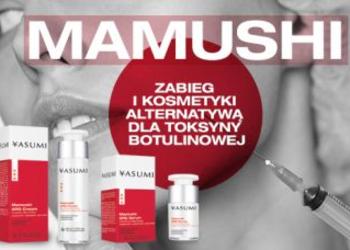 Yasumi Wilanow - siła jadu mamushi - stop zmarszczkom mimicznym