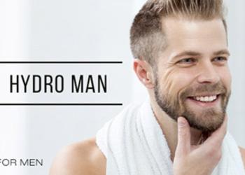 Yasumi Wilanow - hydro man - terapia nawilżająca i redukująca szorstkość skóry