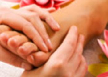Yasumi Wilanow - masaż stóp