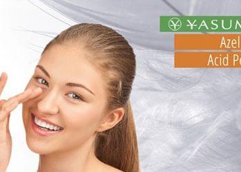 Yasumi Wilanow - kwas azelainowy - azelaic acid peel