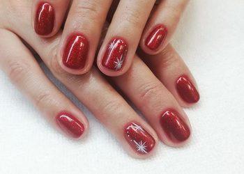 Yasumi Wilanow - zdobienie paznokci (na jednym paznokci)