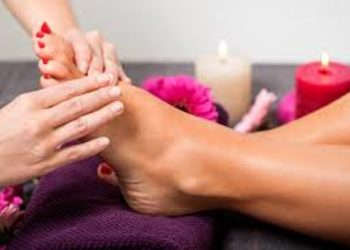 Relax in SPA  - pedicure hybrydowy spa