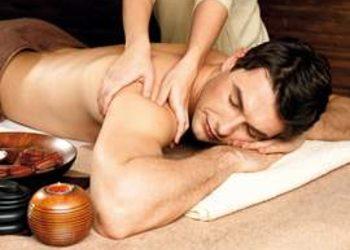 Yasumi Wilanow - orientalny masaż pleców ,karku, głowy i ramion