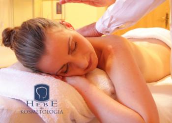 Gabinet Kosmetyki Profesjonalnej Hebe Aleksandra Tańska - masaż relaksacyjny