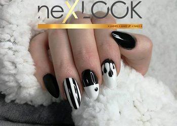 nexLOOK - przedłużanie żelem kolor