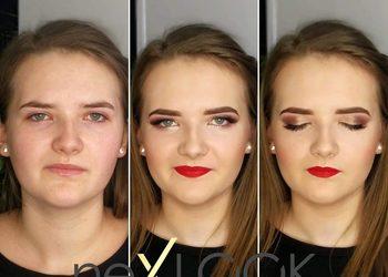 nexLOOK - makijaż wieczorowy