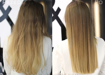 Salon fryzjerski kosmetyczny She & He - wellaplex /olaplex