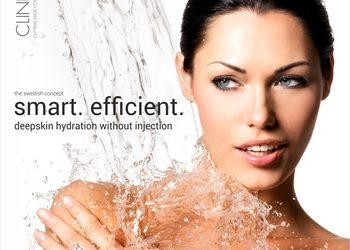 Art of Cosmetology - cliniccare - zabieg silnie nawilżający