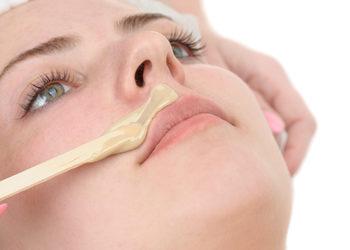 Centrum Kosmetologii Kirey - depilacja woskiem lycon - warga górna