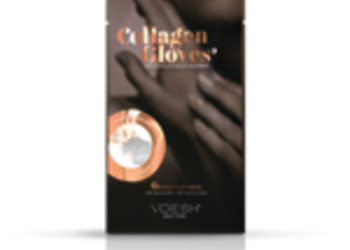 Gabinet kosmetyczny Elżbieta Firmanty - rękawice kolagenowe voesh spa