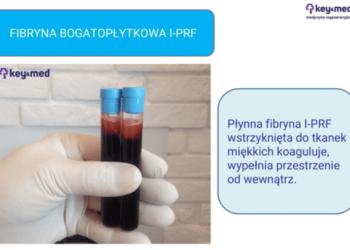 SCM estetic  - fibryna bogatopłytkowa