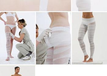 SCM estetic  - bandaże arosha - zabieg na ciało