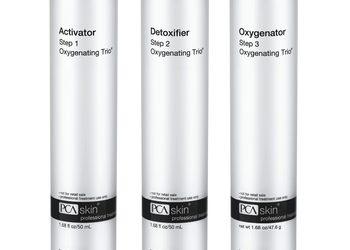 Sekret Piękna Kosmetologia Estetyczna - pca skin oxygenating trio