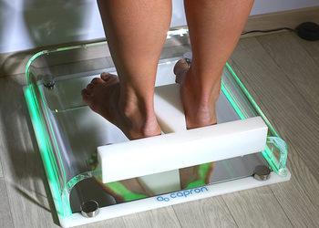 Ortomedicum - Gliwice - badanie komputerowe stóp, diagnostyka i konsultacja fizjoterapeutyczna