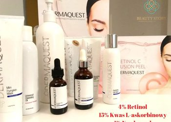 Beauty Story Kosmetologia Estetyczna - nawilżający zabieg z kwasem mlekowym mediderm