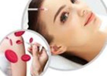 Sekret Piękna Salon Piękności - osocze bogatopłytkowe prp - wampirzy lifting