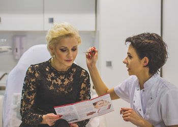 Sekret Piękna Salon Piękności - konsultacja medyczna