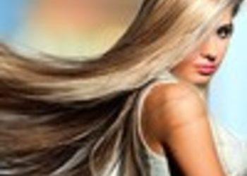 Salony fryzjerskie O'la - balejaż włosy długie