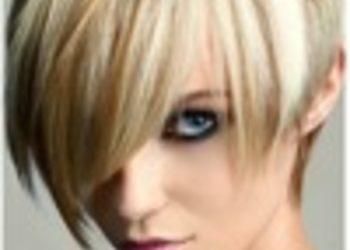 Salony fryzjerskie O'la - balejaż włosy krótkie