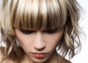 Salony fryzjerskie O'la - balejaż włosy średnie