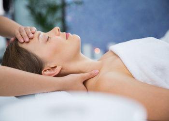 Zdrowy Masaż hotel Falko - masaż głowy 25 minut