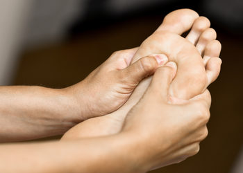 Zdrowy Masaż hotel Falko - masaż dłoni i stóp 50 minut