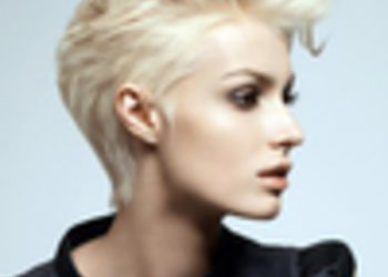 Salony fryzjerskie O'la - koloryzacja globalna włosy krótkie