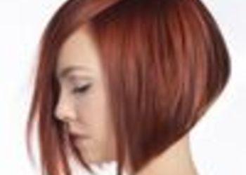 Salony fryzjerskie O'la - koloryzacja globalna włosy średnie